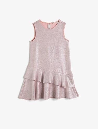 Koton Kids %95 Polyester, %5 Elastan Pembe
